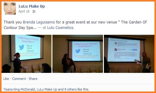 Social Biz Members Testimonial Carola Seminario