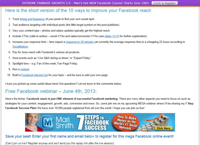 1 Brenda Leguisamo Social Biz Members Event Review 1 of 30 Mari Smith-16