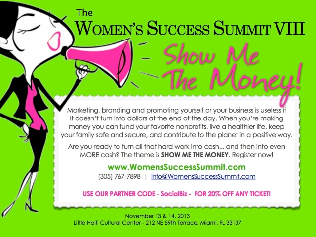 Brenda Leguisamo Womens Success Summit Board Advisor