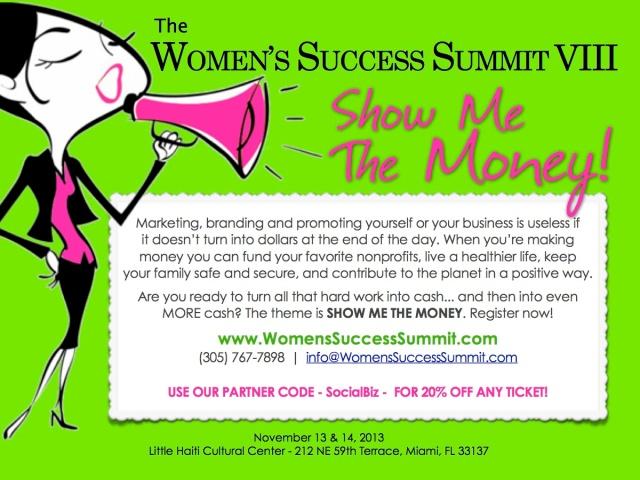 Brenda Leguisamo Womens Success Summit Board Advisor